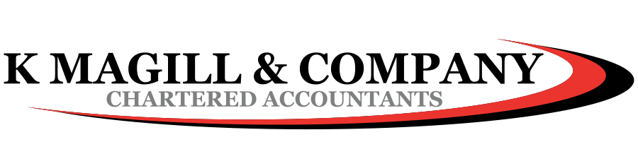 K Magill & Company Chartered Accountants - Accountants in Ballygawley, Dungannon - logo